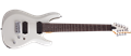 Schecter DIAMOND SERIES  C-8 Deluxe Satin White   8-String Electric Guitar