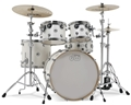 DW Design Series  Maple Shell Gloss White  5-Pc Shell Kit