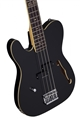 Schecter    DIAMOND SERIES dUg Pinnick Baron-H Black  Left Handed   4-String Electric Bass Guitar