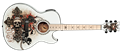 Dean Exhibition Resurrection 6-String Acoustic Electric Guitar