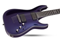 Schecter    DIAMOND SERIES HELLRAISER HYBRID C-7 Ultra Violet    7-String Electric Guitar