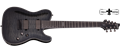 Schecter    DIAMOND SERIES  Hellraiser Hybrid PT-7  Trans Black Burst 7-String Electric Guitar