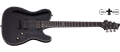 Schecter DIAMOND SERIES Hellraiser Hybrid PT  Trans Black Burst 6-String Electric Guitar
