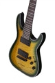 Schecter    DIAMOND SERIES HELLRAISER C-7 Passive Dragon Burst   7-String Electric Guitar