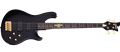 Schecter   DIAMOND SERIES   Johnny Christ Signature Bass Satin Black 4-String Electric Bass Guitar