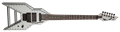 Dean Michael Batio ROCKET 29 Fret Metallic Silver  6-String Electric Guitar