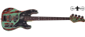 "Schecter USA Custom Shop MICHAEL ANTHONY SIGNATURE ""RAT ROD""    4-String Electric Bass Guitar"