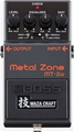 BOSS MT-2W Metal Zone Waza Craft Guitar Pedal 2018