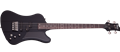 "Schecter   DIAMOND SERIES   Nikki Sixx   ""Schecter Sixx""    Satin Black 4-String Electric Bass Guitar"