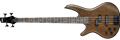 Ibanez GSR200BL Walnut Flat   Left Handed   4-String Electric Bass Guitar 2020