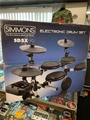 USED Simmons SD5X Electronic Drum Set