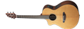 Breedlove  Solo Concert Left Handed   6-String Acoustic Electric Guitar