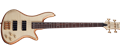 Schecter DIAMOND SERIES   Stiletto Custom-4   Natural Satin 4-String Electric Bass Guitar