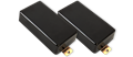 Schecter USA Custom Shop SuperRock Vint BLK (TRAD) SET  6434  Pickup Set