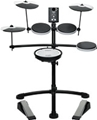 Roland TD-1KV Entry Level V-Drums Electronic Drum Set w/stand & Mesh Head snare pad