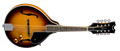 Dean Tennessee    Vintage Sunburst Acoustic/Electric Mandolin