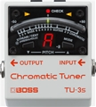 BOSS TU-3S New Short version Chromatic Tuner Pedal