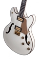 Schecter    DIAMOND SERIES  Wayne Hussey Corsair-12 Ivory finish   12-String Electric Guitar