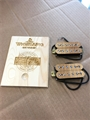 Schecter USA Custom Shop Limited Edition Barrel Series Whistle Pig Pickup  Set