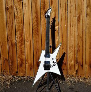 White bc rich ironbird Musical Instruments