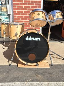 f9a5e8dc6953 USED ddrum Dios Maple Lacquer 5-Piece Shell Pack