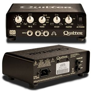 Quilter 101-MINI HEAD	-	Electric Guitar Head