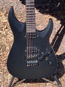 Schecter DIAMOND SERIES PROTOTYPE Hades-6FR Black Pearl 6-String Electric Guitar
