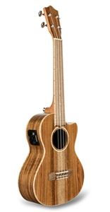 Lanikai ACS-CET  All Solid Acacia Tenor Acoustic/Electric  Ukulele