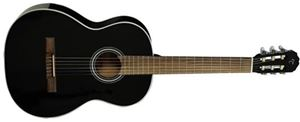 Takamine GC-1 Black  6-String Classical Guitar