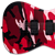 ESP E-II  DCGL Custom Run M-II THRU NT  Red Camo Satin  6-String Electric Guitar 2018