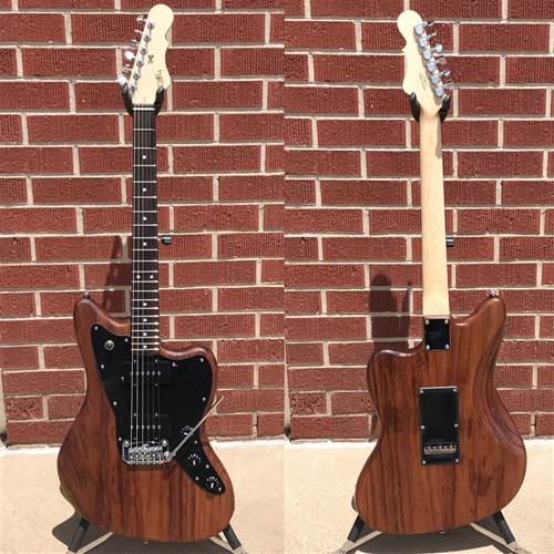 G&L USA Doheny Monkeypod 6-String Electric Guitar 2018