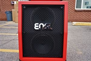 "ENGL E212VBSR Red Edition  2-12"" Cabinet"