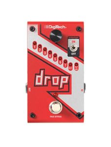 Digitech  The Drop Polyphonic Drop Tune Pitchshifter Pedal