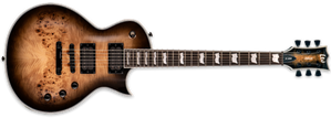 LTD DELUXE EC-1000 Black  Natural Burst 6-String Electric Guitar 2020
