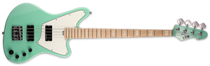 LTD GB-4 Seafoam Green 4-String Electric Bass Guitar