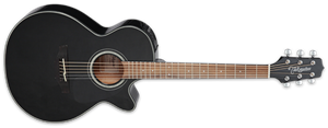 Takamine GF30CE    Black 6-String Acoustic Electric  Guitar