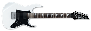 IBANEZ  GRGM21 White   Mikro Short Scale 6-String Electric Guitar