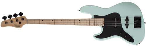 Schecter DIAMOND SERIES  J-4 Sea Foam Green  Left Handed 4-String Electric Bass Guitar 2019