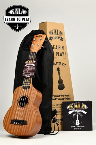 KALA LTP-S  Learn To Play Starter Ukulele Kit