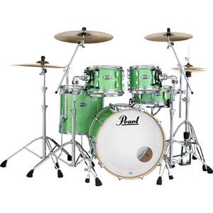 Pearl Masters Maple Complete Absinthe Sparkle MCT924XEDP/C 4-Pc Shell pack
