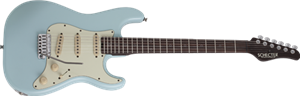 Schecter USA CUSTOM SHOP  Nick Johnston Wembley Atomic Frost Aged Nitro  6-String Electric Guitar 2019