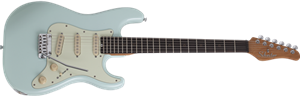 Schecter DIAMOND SERIES Nick Johnston Traditional Atomic Frost 6-String Electric Guitar 2020