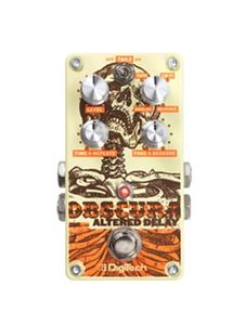 Digitech Obscura Altered Delay Effects Pedal