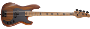 Schecter DIAMOND SERIES P-4 Exotic Faded Vintage Sunburst 4-String Electric Bass Guitar 2020