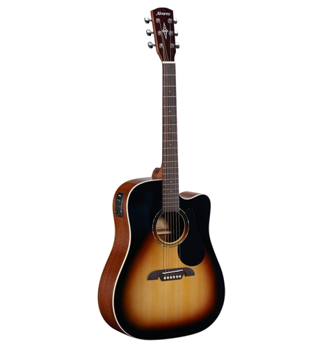 Alvarez Regent RD26CESB 6-String Acoustic Electric Guitar