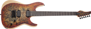 Schecter DIAMOND SERIES Reaper-6 Satin Inferno Burst 6-String Electric Guitar