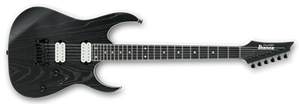 IBANEZ  Prestige RGR652AHBF Weathered Black    6-String Electric Guitar