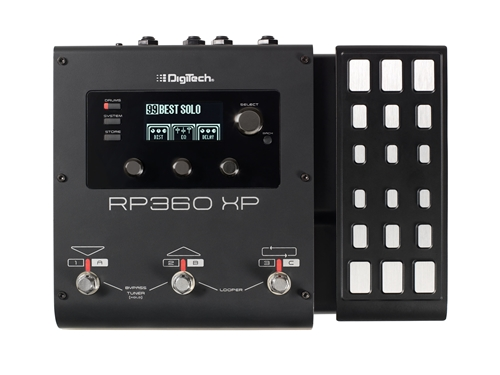 Digitech RP-360XP Multi EFX w/Expression Guitar Effects Pedal