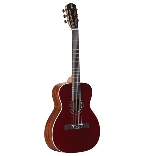 Alvarez Regent School RS26N BG Burgundy Satin  6-String Classical Guitar