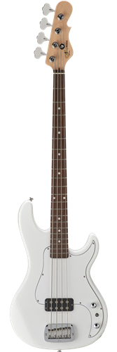 G&L TRIBUTE SERIES Kiloton Olympic White     4-String Electric Bass  Guitar